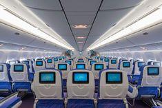 Acompanhe comigo, em um plano de voo do SeatGuro, como escolher o melhor assento a bordo.
