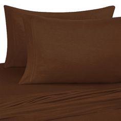 Brown Twin XL Sheets