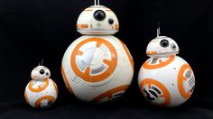 It's BB-8 versus BB-8! And another BB-8! Which one will survive? If you've already seen The Force Awakens, you probably love this droid. We're comparing the ...