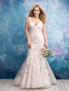 50 S Style Wedding Dress Midway Media