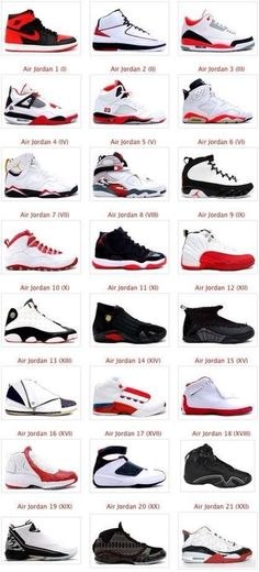 List Chart Of All The Jordans Air Jordan 1 23 Dub Zeros