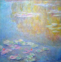 Water Lilies - Claude Monet, 1908