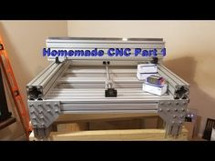 Assembling High Speed CNC Router KIT- SEE IT COME TOGETHER - YouTube
