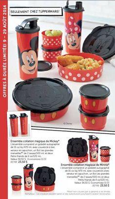 Vous aimez Mickey et minnie ? Cette collection est juste pour vous.