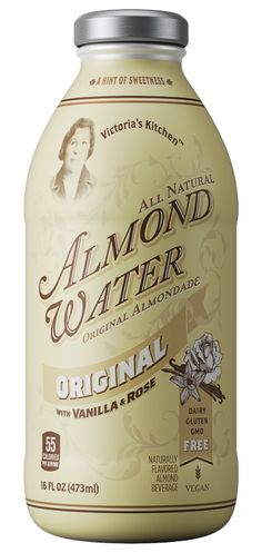 Almond Water Original 12-pack