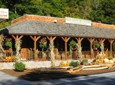 Country store at Headwaters