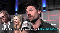 Brett telling it like it is.