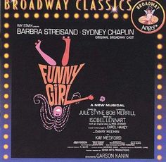 Original Broadway Cast - Funny Girl, Black