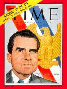 Richard Nixon | Oct. 10, 1955