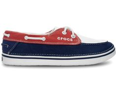 Crocs™ Women's Hover Boat Shoe   Comfortable Women's Boat Shoe   Crocs™ Official Store