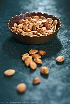 Bruscolini al wasabi - Wasabi roasted pumpkin seeds