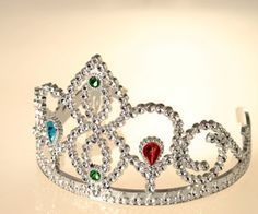how to clean a tiara or crown. might clean my old one and use it somehow