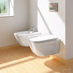 New Light wc Newflush|bidet 53x37 1VSLIR00-1BSLIR00