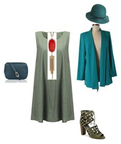 """""""Automenu is coming"""" by claudia-roskam on Polyvore featuring mode, Calvin Klein, G by Guess, Kendra Scott, Monsoon en Goorin"""