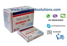 Bandrone 150 Ibandronic Acid Tablets