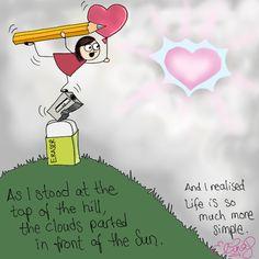 Palasia sateenkaaresta: Doodle Day 11