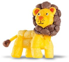 Green4Kids - Nachhaltiges Spielzeug im Onlineshop | Playmais ONE Löwe | Sicheres Spielzeug für Baby und Kinder