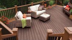 trex deck idea