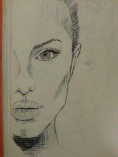 Jolie sketch