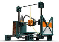 Fabbster, Una nueva impresora 3D fue el invento estrella del salón de alta tecnología de Hanover (norte de Alemania) que este martes inició su edición de 2013. La impresora, creada por la empresa alemana Fabbster, funde el plástico y produce capas extremadamente finascon un espesor decapa ...