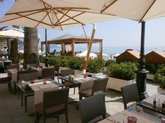 Accomodatevi lungo la passeggiata di Alassio, godendo del panorama www.grandhotelalassio.it