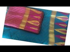 Design blouse/beautiful silk saree blouse back neck design cutting and stitching/simple blousedesign - YouTube Patch Work Blouse Designs, Simple Blouse Designs, Blouse Back Neck Designs, Saree Blouse Designs, Blouse Styles, Beautiful Blouses, Silk Sarees, Stitching, Youtube