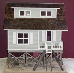 Folly Beach Milled in Dollhouse Kit ...this is the kit I have