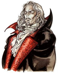 Count Dracula... What a vampire is suppose to be!