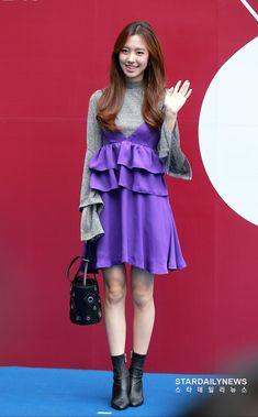 Jin Se-yeon (진세연) - Picture @ HanCinema :: The Korean Movie and Drama Database Han Hye Jin, Korean Shows, Popular Actresses, Asian Actors, Korean Beauty, My Beauty, Korean Fashion, Women's Fashion, Asian Girl