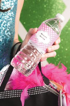 Girl's Night Out Personalized Water Bottle
