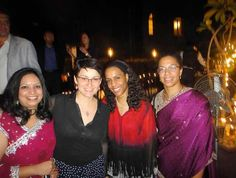 In January of 2013, a group of executive MBA students traveled to #India on a Global Study Tour.