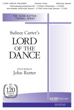 LORD OF THE DANCE-Hope Publishing Company