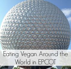 Guide to Eating Vegan Around the World in EPCOT | The Friendly Fig