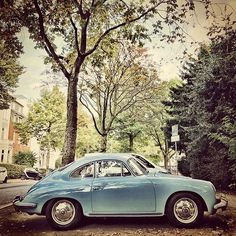 Baby Blue found her new Halloween costume ...he will go as a #porsche356 😂🎃💙🚙💙🎃😂 #soloparking #soulcarcollective #splendid_transport #autos_of_our_world #almostperfect_wheels #wow_autoholic #kings_transports #best_hdr_transports #porschesociety #porscheartdaily #porschefanatics #porsche356registry #got_vehicles #ig_cars #ig_autoshow #tru_rebel #trb_autozone #tv_transport #total_vehicles #renegade_rides #roadwarrior_hdr #rustlord_carz