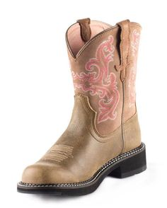 I always wanted a pair of Cowgirl Boots ---- Women's Fatbaby II Boot - Brown Bomber