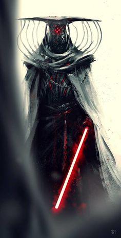 Darth Vader redesign, Nagy Norbert on ArtStation at https://www.artstation.com/artwork/darth-vader-redesign-5526d411-e236-49a1-8b05-d0565e03ada6