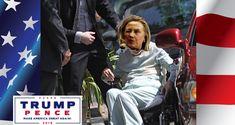 Donald Trump Election Ad (Hillary Clinton MEDICALLY Morally Unfit FAINTI...