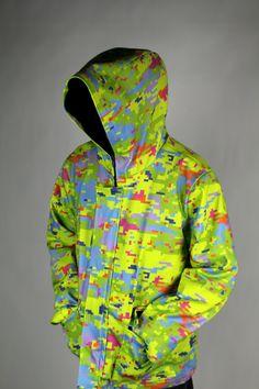Viam Star Snowboard Authentic Sweatshirt Sweater Pullover-Unisex Hoodie