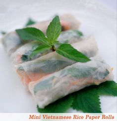 size: Photographic Print: Fresh Vietnamese Spring Rolls Served at a Restaurant in Vietnam by xPacifica : Fried Spring Rolls, Spring Roll Wrappers, Vegetable Spring Rolls, Vietnamese Spring Rolls, Chicken Wontons, Presentation Styles, Italian Appetizers, Low Carb Tortillas, Dragon Crafts