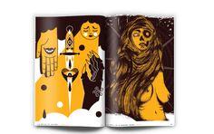 Surcrónico. Ilustrando la memoria popular de Nariño on Behance