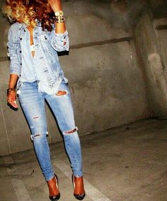 ♡♡ Denim Queen ♡♡