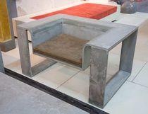 Original Designer Sessel aus Beton