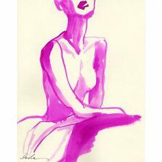 Lips (grosgrain nude no 9) by Inslee