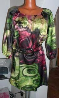 NOWACRAFT: KOLAY VE PRATİK ELBİSE DİKİŞİ Shirt Makeover, Women's Dresses, Dress Outfits, Blusas Carolina Herrera, Bluse Outfit, Blouses For Women, T Shirts For Women, Shirt Bluse, Fall Outfits For Work