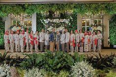 Pernikahan Adat Sunda dengan Tema Classic Garden -
