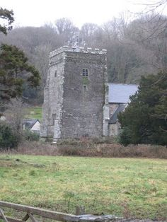 Sites and Stones: The Church of St Brynach, Nevern, Pembrokeshire