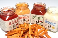 SIR KENSINGTON'S REFINED KETCHUP AND MAYONNAISE – OUR TASTE. Read our review at http://select.sm/Ma9o0R