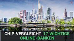 CHIP-Vergleich Online-Banking - http://ift.tt/2eK1fmg #story