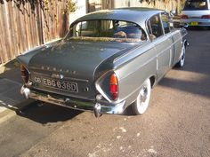 1966 Humber Sceptre MK2. Classic Cars, Classic Auto, Truck Design, Commercial Vehicle, Cars And Motorcycles, Cool Cars, Antique Cars, Automobile, British Car