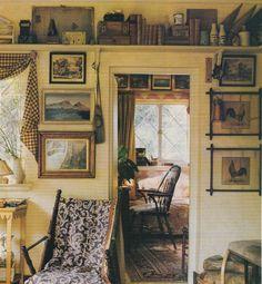 Hydrangea Hill Cottage: A 'Little' English Hideaway